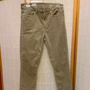 GAP corduroy jeans